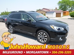 Certified Pre-Owned 2017 Subaru Outback 2.5I Limited CVT SUV 4S4BSANC0H3434792 for Sale in Morgantown, WV
