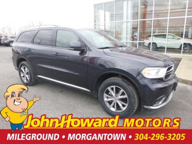 Used 2016 Dodge Durango Limited SUV Morgantown