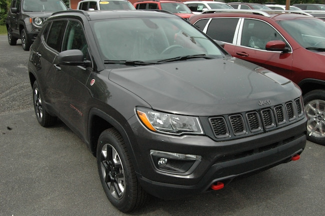 new 2017 jeep compass trailhawk 4x4 for sale mifflintown pa. Black Bedroom Furniture Sets. Home Design Ideas