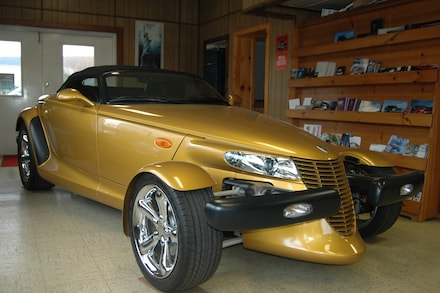 2002 Chrysler Prowler Base Convertible