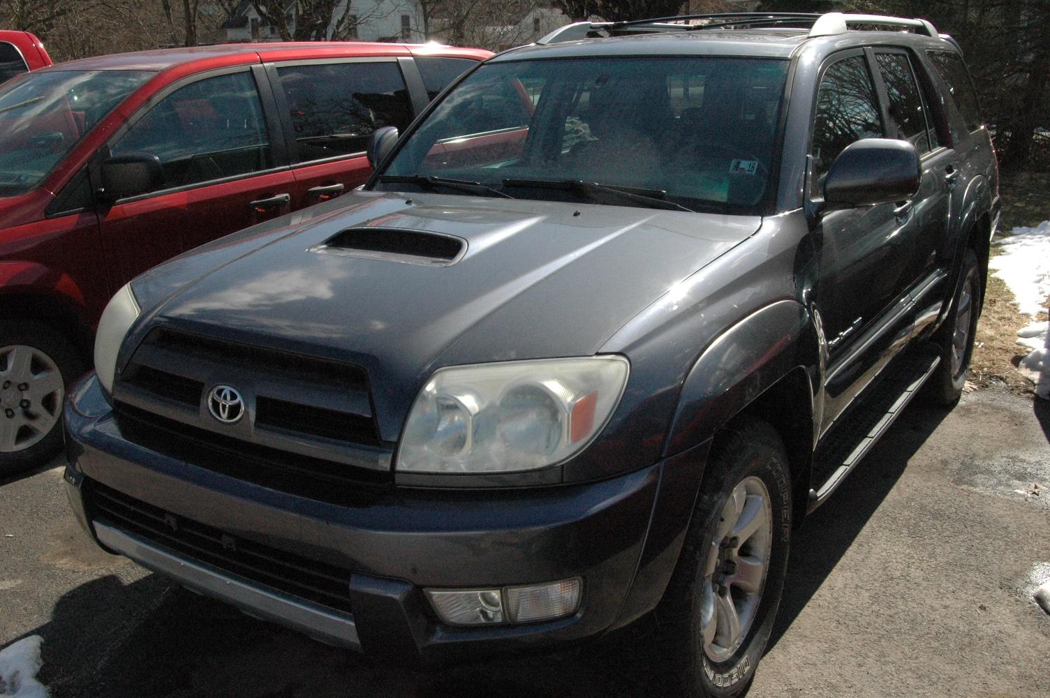2004 Toyota 4Runner SR5 Sport V6 SUV