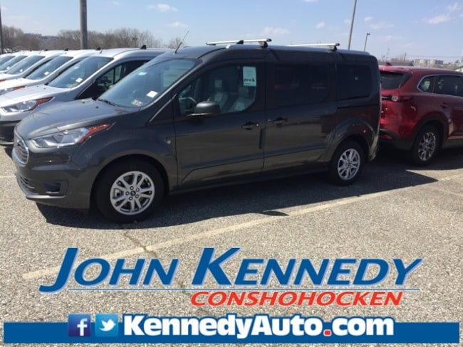 New 2019 Ford Transit Connect XLT Commercial-truck For Sale/Lease Pottstown