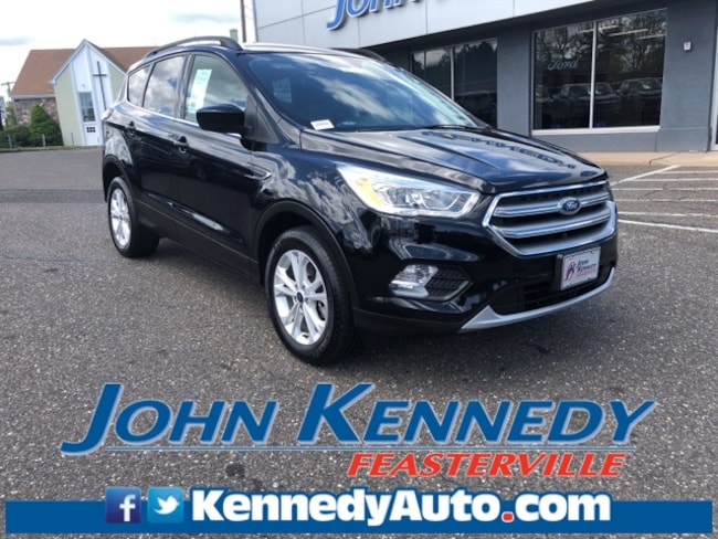 Certified 2017 Ford Escape SE Sport Utility Feasterville