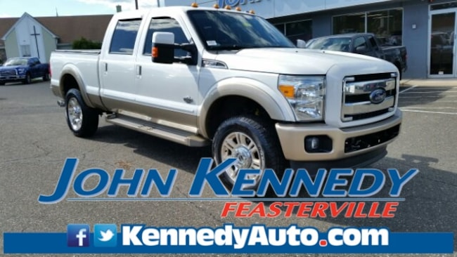 Used 2014 Ford F-350SD King Ranch Crew Cab Feasterville