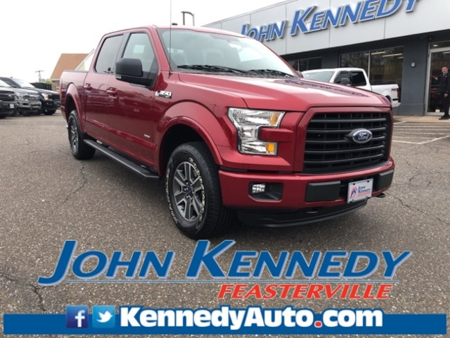 Certified 2016 Ford F-150 XLT SuperCrew Feasterville
