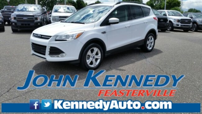 Certified 2016 Ford Escape SE Sport Utility Feasterville