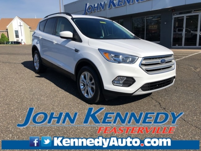 Certified 2018 Ford Escape SE Sport Utility Feasterville