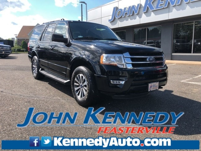 Certified 2017 Ford Expedition XLT Sport Utility Feasterville