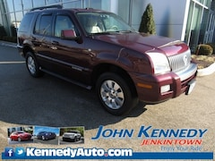 2008 Mercury Mountaineer Base SUV