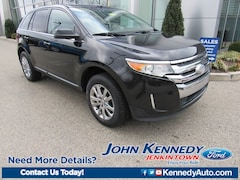 2011 Ford Edge Limited SUV AWD