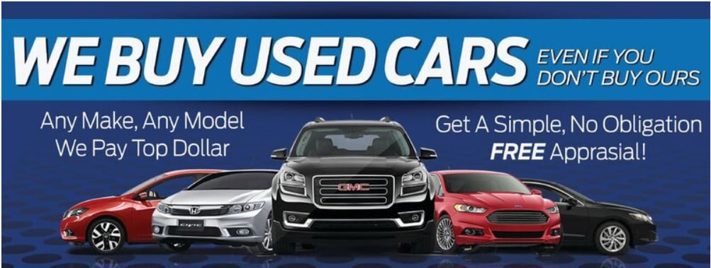 We Buy Used Cars In Phoenixville