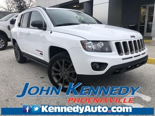 2016 Jeep Compass SUV