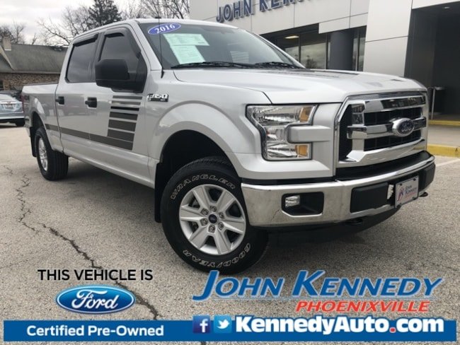 Certified 2016 Ford F-150 XLT Truck Phoenixville