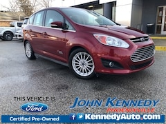 Certified 2015 Ford C-Max Energi SEL Hatchback FWD Phoenixville