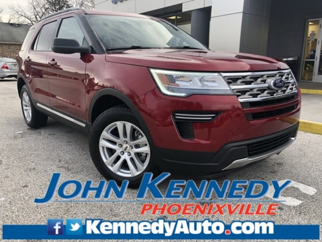 Used 2018 Ford Explorer XLT SUV Feasterville