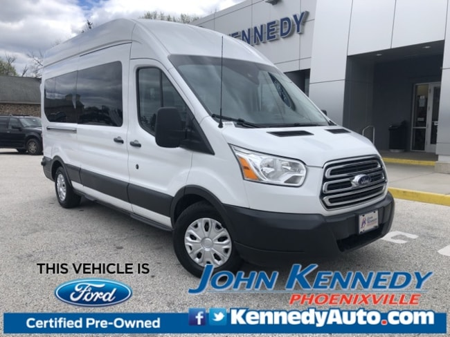 Certified 2016 Ford Transit-350 XLT Wagon Phoenixville