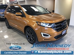 Certified 2015 Ford Edge Sport SUV AWD Phoenixville