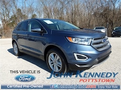 Used 2018 Ford Edge SEL SUV FWD Pottstown