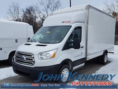 New 2019 Ford Transit-350 Cab Chassis Base Commercial-truck Pottstown
