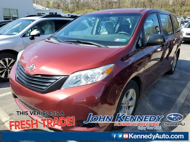Used Toyota Sienna Plymouth Meeting Pa