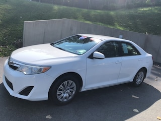 Certified Used 2013 Toyota Camry L Sedan in West Chester PA