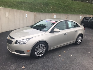 Used 2014 Chevrolet Cruze ECO Auto Sedan in West Chester PA