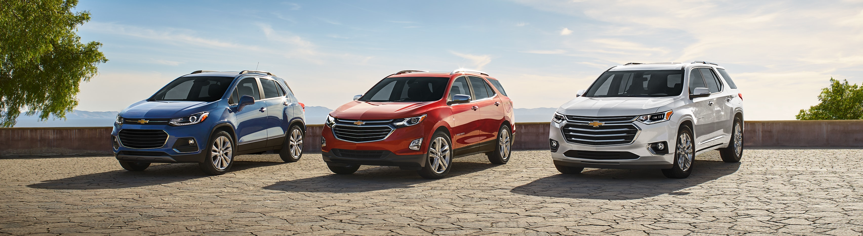 New Chevy Suv >> Research The Chevy Suv Lineup At John Megel Chevrolet