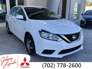 2017 Nissan Sentra S Sedan for sale in las vegas