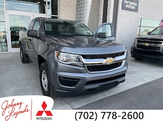 used 2018 Chevrolet Colorado WT Truck Extended Cab for sale in las vegas