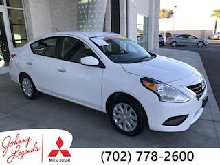 2019 Nissan Versa 1.6 SV Sedan for sale in las vegas