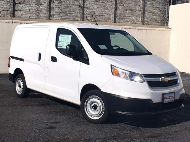 2018 Chevrolet City Express Van Cargo Van