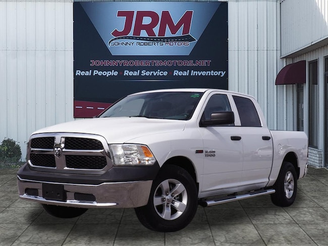 Used 2015 Ram 1500 Tradesman/Express Truck Crew Cab For Sale in Atlus, OK