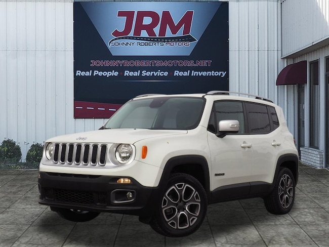 Used 2015 Jeep Renegade Limited 4x4 SUV For Sale in Atlus, OK