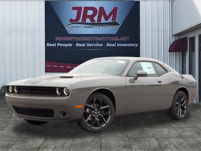 New 2019 Dodge Challenger SXT Coupe For Sale in Atlus, OK
