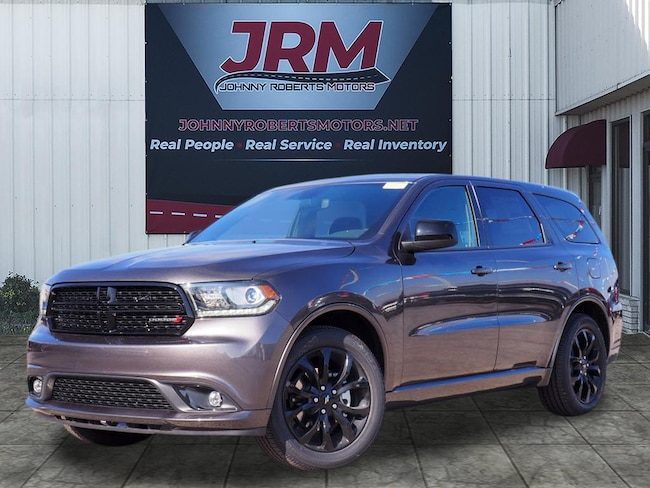 New 2019 Dodge Durango SXT PLUS RWD Sport Utility For Sale in Atlus, OK