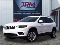New 2019 Jeep Cherokee LATITUDE FWD Sport Utility Altus, Oklahoma