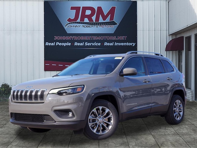 New 2019 Jeep Cherokee LATITUDE PLUS FWD Sport Utility For Sale in Atlus, OK