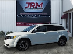 New 2018 Dodge Journey SE Sport Utility Altus, Oklahoma