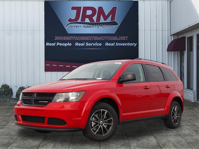 New 2018 Dodge Journey SE Sport Utility For Sale in Atlus, OK
