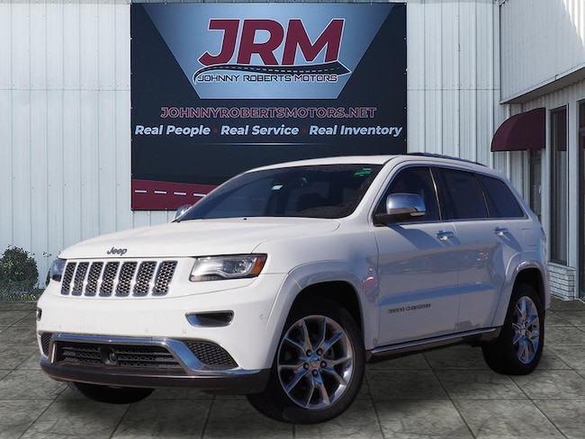 Used 2014 Jeep Grand Cherokee Summit 4x4 SUV For Sale in Atlus, OK