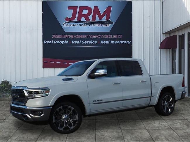New 2019 Ram 1500 LIMITED CREW CAB 4X2 5'7 BOX Crew Cab For Sale in Atlus, OK