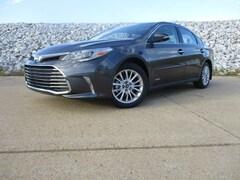 Used 2018 Toyota Avalon Hybrid Limited Sedan in Meridian, MS