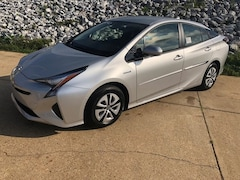 New 2018 Toyota Prius Two Hatchback in Meridian, MS