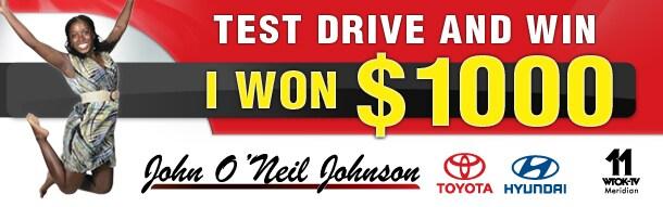 John Ou0027Neil Johnson Toyota Is Home ...