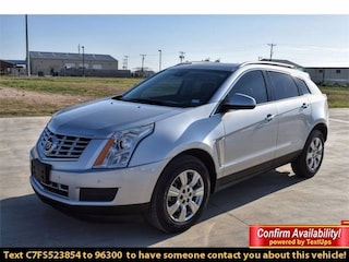 2015 CADILLAC SRX Luxury Collection Crossover