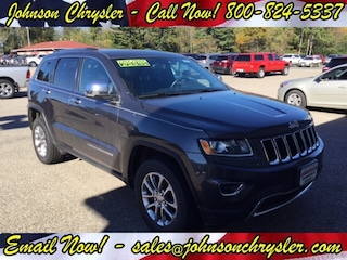 Used Vehicles for sale in 2015 Jeep Grand Cherokee SUV in Wisconsin Rapids, WI