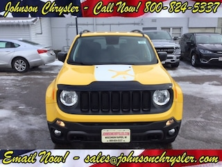 New Chrysler Dodge Jeep RAM for sale 2018 Jeep Renegade UPLAND 4X4 Sport Utility in Wisconsin Rapids, WI