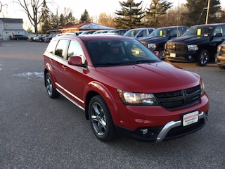 New Chrysler Dodge Jeep RAM for sale 2018 Dodge Journey CROSSROAD AWD Sport Utility in Wisconsin Rapids, WI