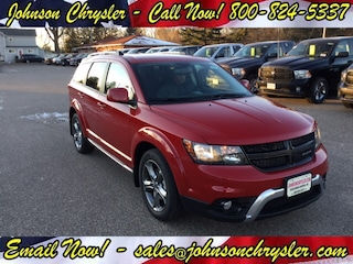 Used Vehicles for sale in 2018 Dodge Journey CROSSROAD AWD SUV in Wisconsin Rapids, WI