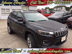 2019 Jeep Cherokee LATITUDE PLUS 4X4 Sport Utility For Sale In Wisconsin Rapids, WI